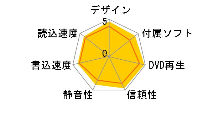 DVSM-PTS8U3-BKA [ブラック]のユーザーレビュー