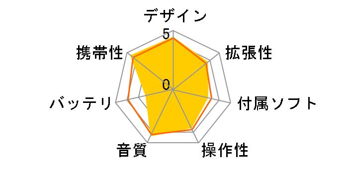 NW-A105 (D) [16GB オレンジ]のユーザーレビュー