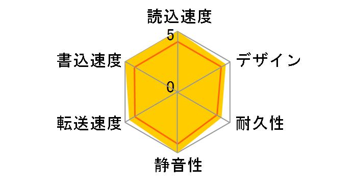 HD-LE3U3-BA [ブラック]のユーザーレビュー