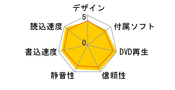 BDR-XS07JL [シルバー]のユーザーレビュー