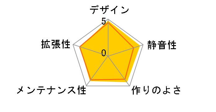 Define 7 Compact Solid FD-C-DEF7C-01 [ブラック]のユーザーレビュー