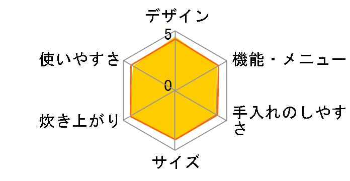 真空圧力IH RC-10VSR(K) [グランブラック]のユーザーレビュー